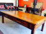 Restored Oak Table