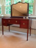 Dressing Table restored to Mahogany